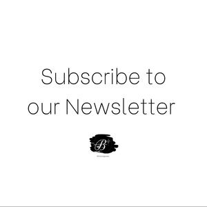 Join our Newsletter and Stay Up to Date